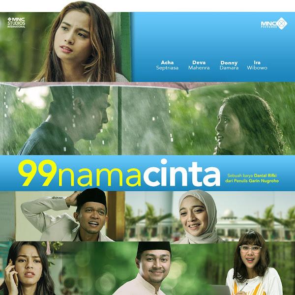 Preview Film 99 Nama Cinta: Mempertemukan Dunia Infotainment dan Pesantren