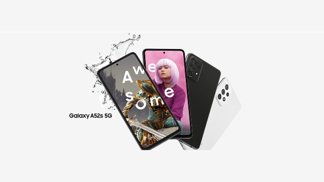 Samsung Galaxy A52s 5G Nepal