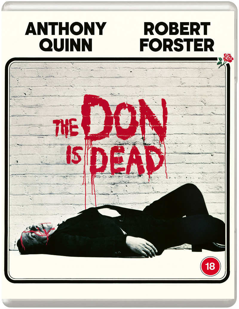 The Don is Dead bluray