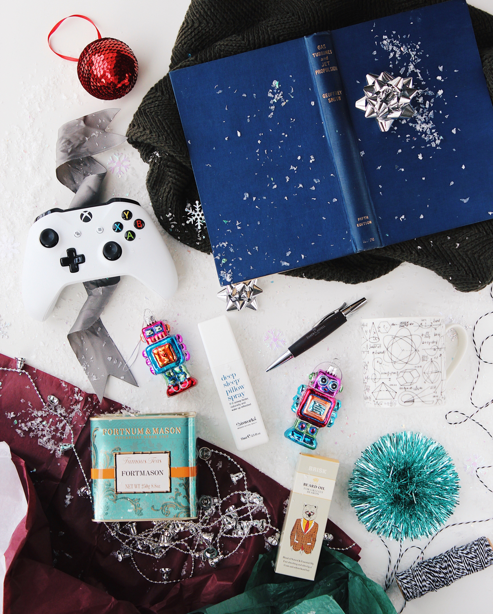 gift guide for him 2017