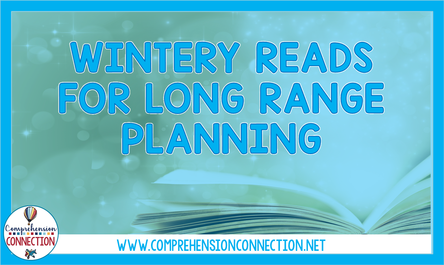 Planning ahead for the winter? Check out this post for book recommendations and teaching tips you can use in the coming months.