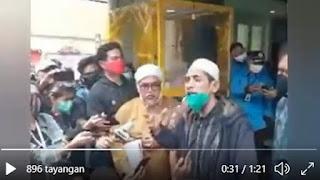 [VIDEO] Konpers Keluarga Korban Laskar FPI Di Komnas HAM