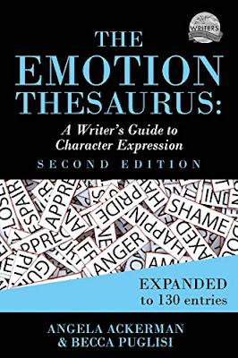 The Emotion Thesaurus by Angela Ackerman & Becca Puglisi