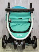lipat Kereta Bayi CocoLatte CL481 Rexx Lightweight