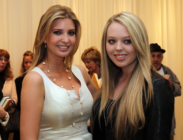 Do Ivanka & Tiffany Trump Get Along? The First Daughters Are Rarely Seen Together