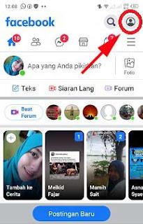 Cara Melihat Kenangan Di FB Lite Yang Sudah Lewat