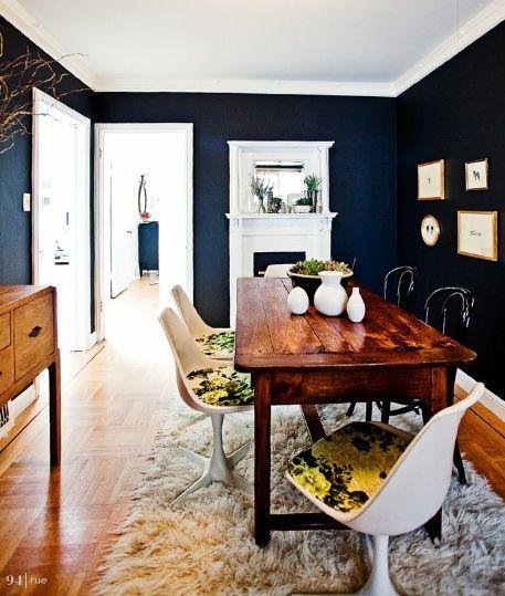 Sas&sabs: Can I Paint All My Walls A Dark Color?