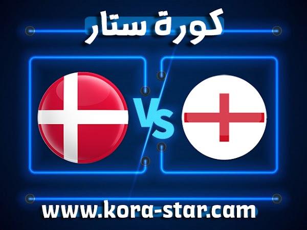 موعد وتفاصيل مباراة الدنمارك وإنجلترا بتاريخ 07-07-2021 يورو 2020