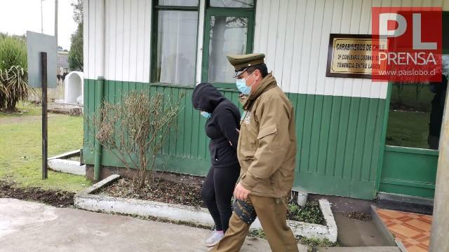 Detenida tras homicidio frustrado en el sector rural de Puyehue