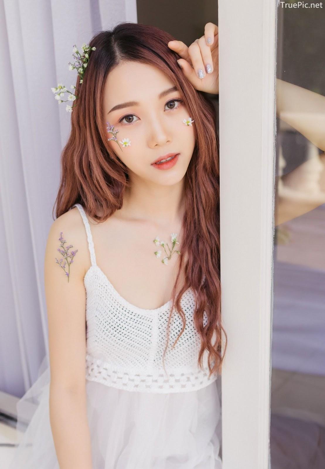 Thailand beautiful model Popor Saechur with photo album Little Princess - Picture 10