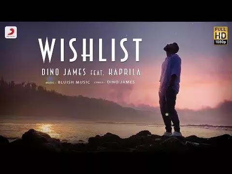 Dino James - Wishlish Song Lyrics Lyricsworldyou