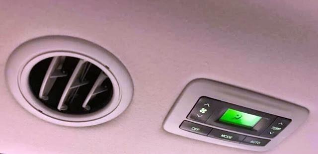 2012 Toyota Sienna Negro Sistema De Climatización Piezas De Coches