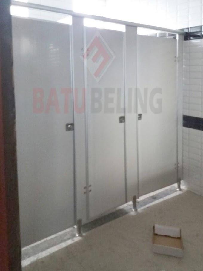 Cubicle Toilet PVC Board