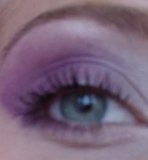 Max Factor - eye brighteneing mascara - ruby mascara - mascara for green eyes - review
