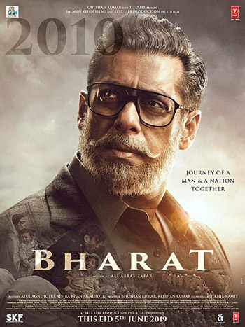 Bharat 2019 Hindi Movie PreDVD 720p 700MB
