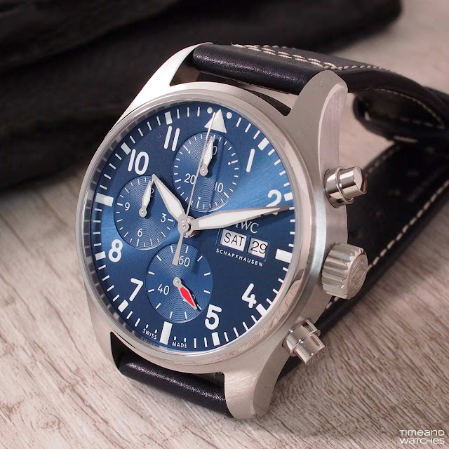 IWC Pilot's Watch Chronograph 41 IW3881