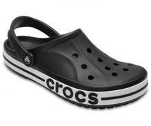Crocs Bayaband Black Casual Sandals