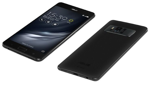 HP Android Nougat Asus Zenfone AR