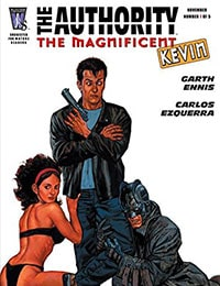 The Authority: The Magnificent Kevin Comic