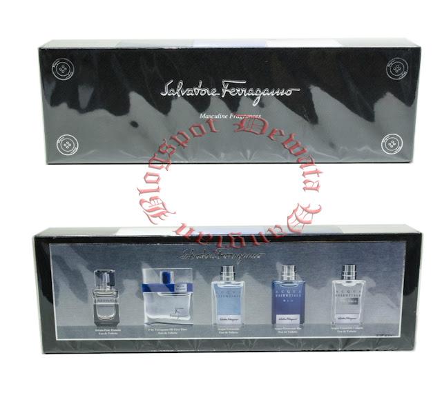 Salvatore Ferragamo Masculine Fragrance Set