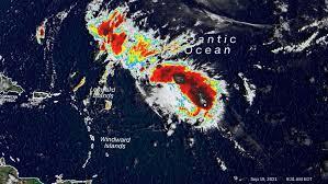 Alerta en cinco provincia por tormenta Peter