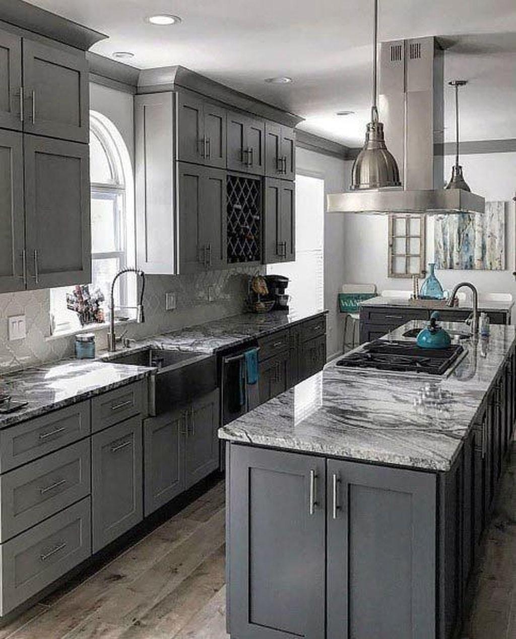 Best Grey Kitchen Ideas – Refined Interior Designs