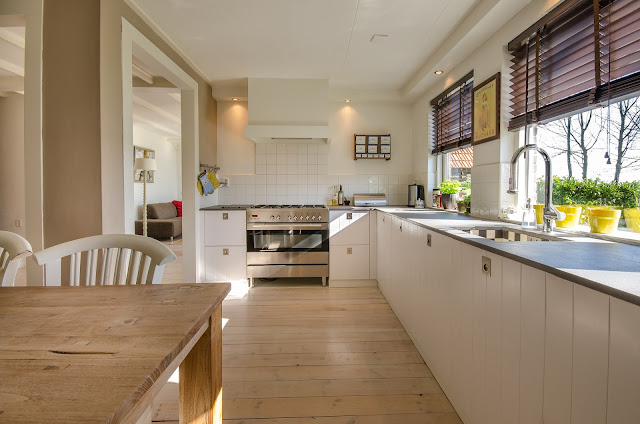 Dapur rumah impian