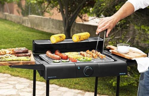 Beste elektrische barbecue cecotec