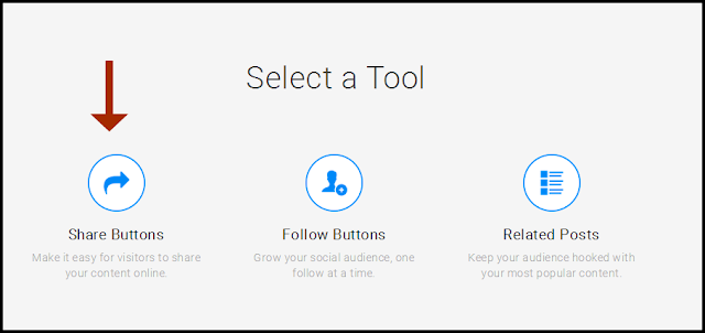 responsive social buttons