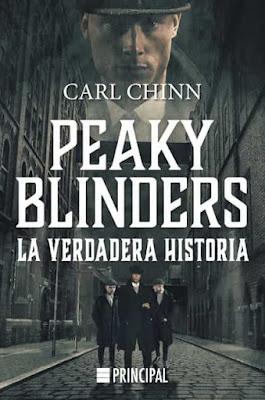 Peaky Blinders - Carl Chinn (2020)