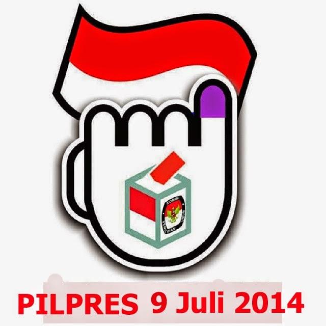 CARA MENCOBLOS PILRES 9 JULI 2014
