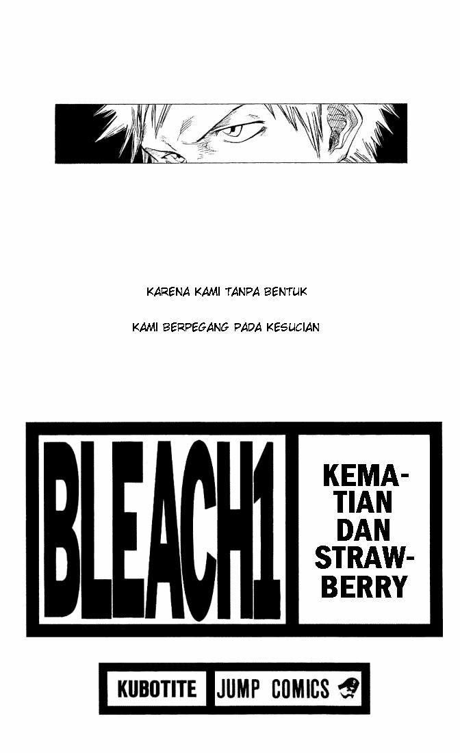 Bleach 01 01 00 Bleach 001   The Death & Strawberry