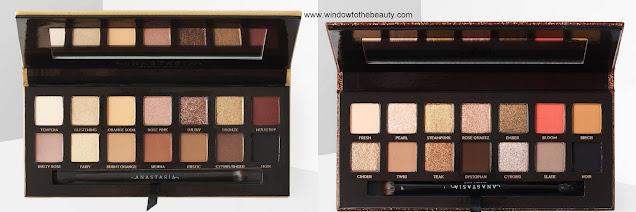 Anastasia Beverly Hills neutralna brązowa paleta
