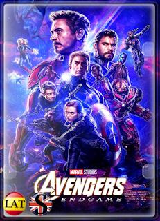 Vengadores: Endgame (2019) FULL HD 1080P LATINO/INGLES