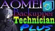 AOMEI Backupper Technician Plus 5.3.0 Terbaru