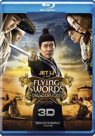 Flying Swords Of Dragon Gate 2011 HDRip 900MB Hindi Dual Audio 720p Watch Online Full Movie Download bolly4u