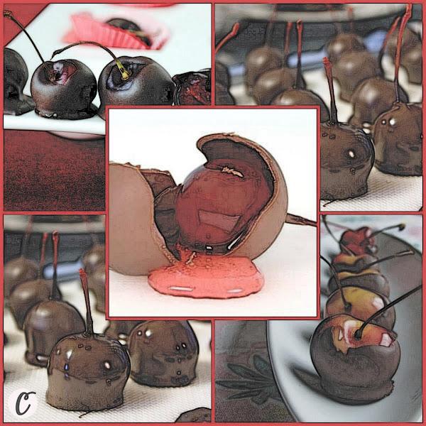Chocolate Covered Cherries 🍒