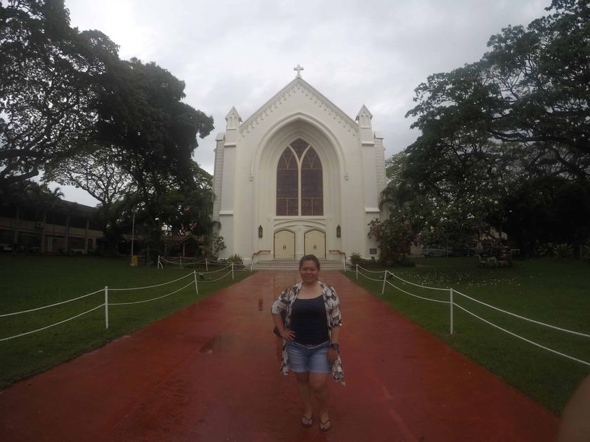 Silliman University Church in Dumaguete City