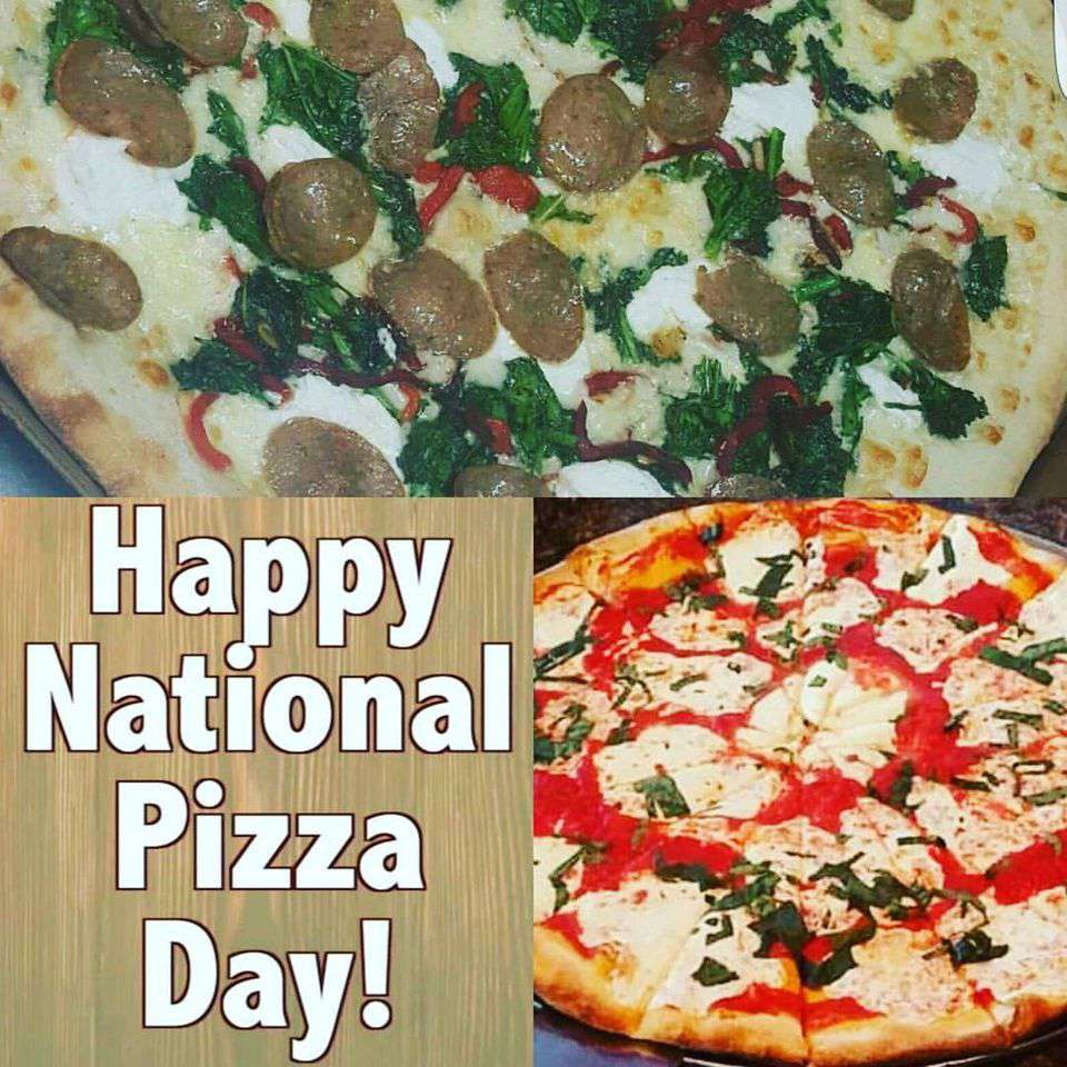 National Pizza Day Wishes Beautiful Image