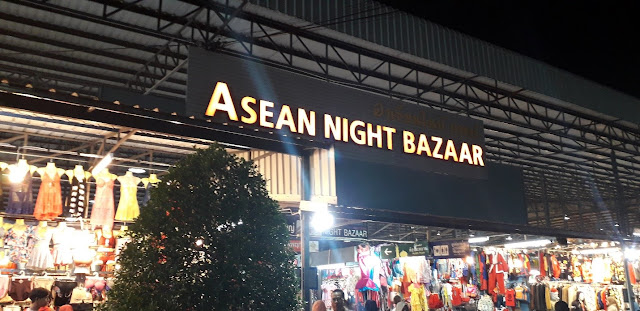 Asean Night Baazar @ Hatyai