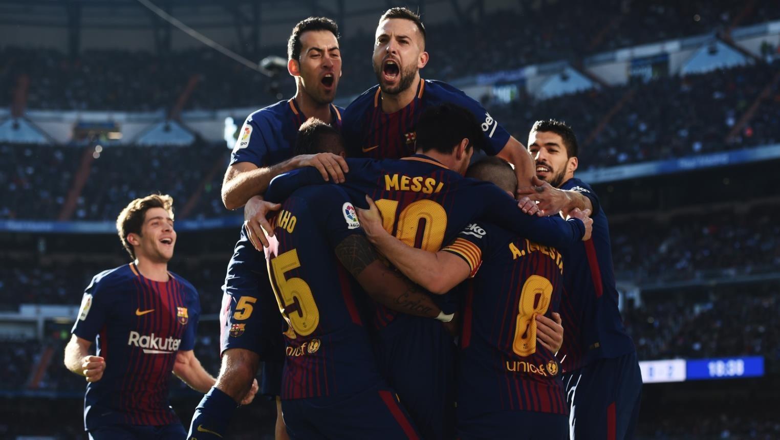 مباراة برشلونة وكولتورال ديبورتيفا ليونيسا 5-12-2018 كاس ملك اسبانيا