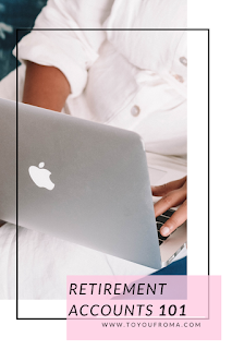 The different types of retirement accounts