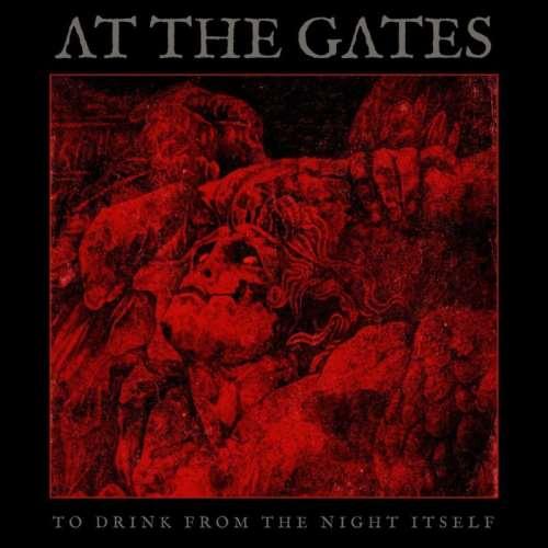 AT THE GATES: Εξώφυλλο και tracklist του νέου album