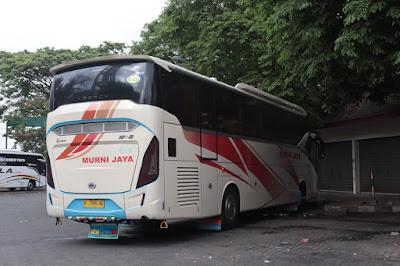 Foto Bus Murni Jaya E131