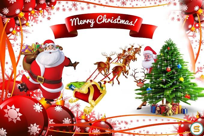 Merry Christmas. . .