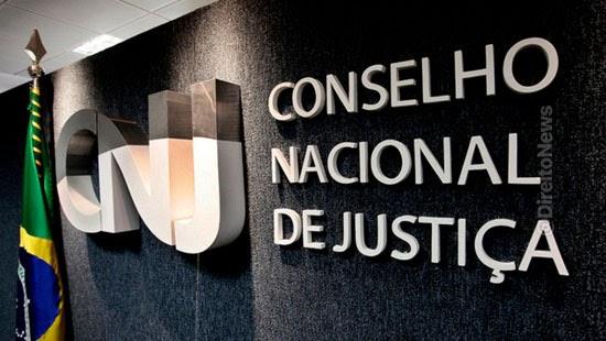 cnj apurar juiz fraudar fluxo processos