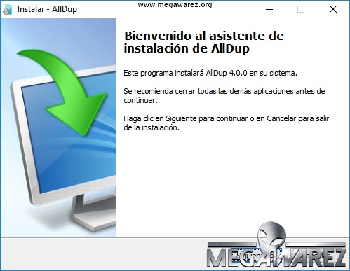 AllDup 4.0 pc imagenes