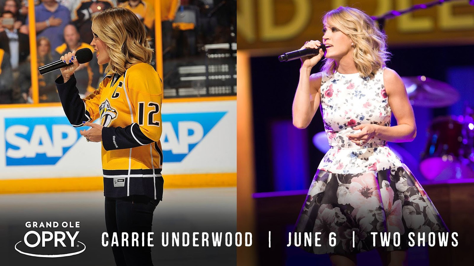Carrie Underwood Joins Tuesday June 6th Opry Lineup 2018 Cma Fest
