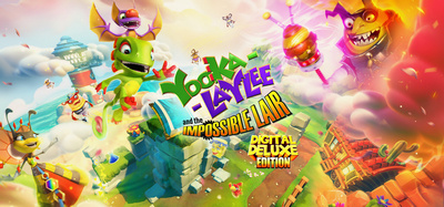 Yooka Laylee and the Impossible Lair Digital Deluxe Edition-GOG