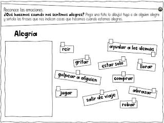 Mi cuaderno de las emociones pdf